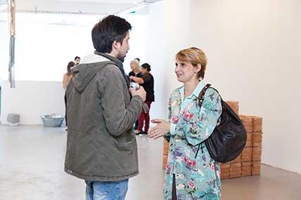 Juan Gugger y Flavia Volpe