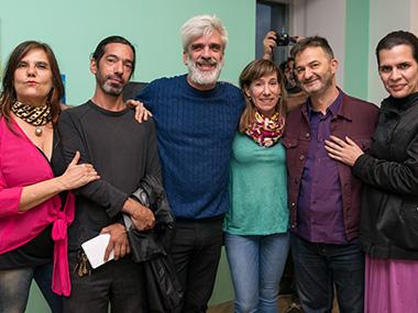 Alejandra Fenochio, Pablo Ziccarello, Santiago Bengolea, Melina Berkenwald, Eduardo Molinari