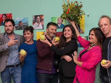 Federico Zukerfleld, Elisa O´Farrell, Eduardo Molinari, Loreto Garín Guzmán, Alejandra Fenochio, Gian Paolo Minelli