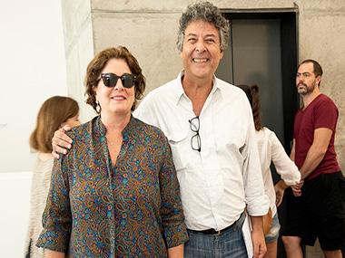 Adriana Rosenberg, Juan Pablo Correa