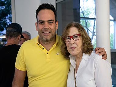 Andrés Paredes, Ana Martínez Quijano
