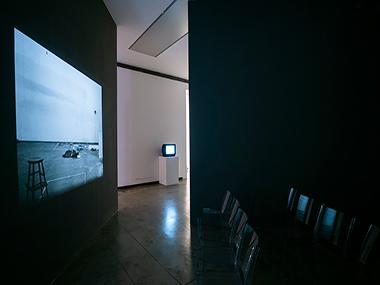 Sala 1. Bruce Nauman