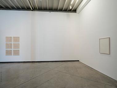Gallery 2. Fred Sandback