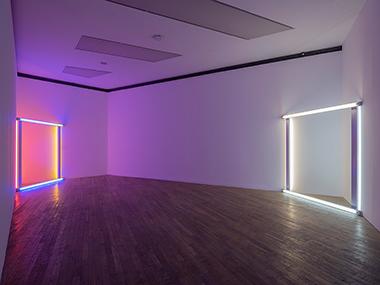Gallery 4. Dan Flavin