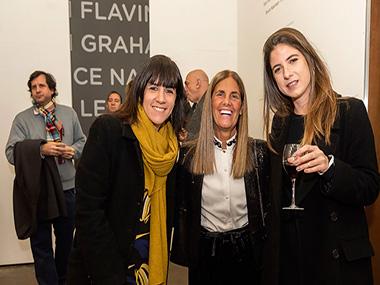 Cecilia Jaime, Gabriela Mizes, Manuela Otero