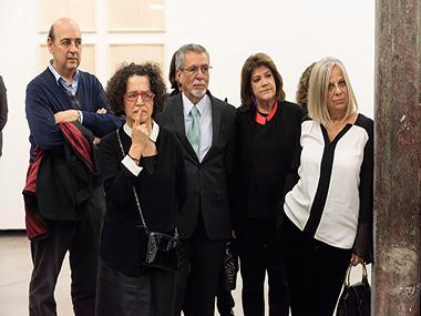 Facundo De Zuviría, Victoria Verlichak, Miguel Frias, Teresa Frias, Marina Pellegrini