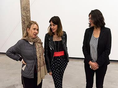 Matilde Sánchez, María Sureda, Fernanda Martell