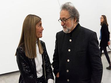 Gabriela Mizes, Américo Castilla