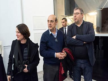 María Cohen, Facundo De Zuviría, Mariano Clusellas