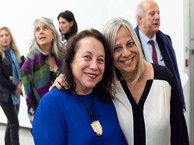 Paula De Zuviría y Marina Pellegrini