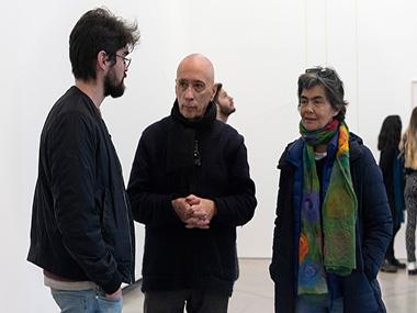 Gaspar Carvajal, Arturo Carvajal, María Eugenia Estenssoro