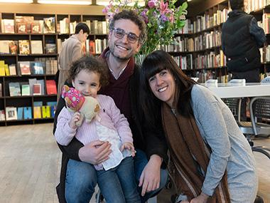 Cecilia Jaime, Juan y Sofía