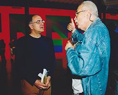 Roberto Jacoby, Lorenzo Amengual