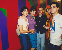 Fernanda Laguna y amigos