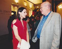 Teresa Anchorena, Mario Gradowczyk