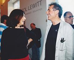 Marta Levisman, Juan José Cambre