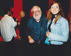 Daniel Divinsky,Eleonora Molina