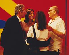 Sergio y Maria Einaudi, Sol LeWitt