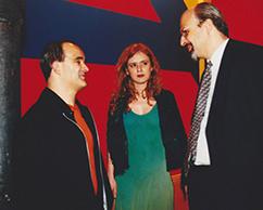 Julio Sanchez, Karina El Azem