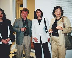 Silvia Fajre, Ricardo Kirschbaum, Nora Hochbaum, Graciela Novoa