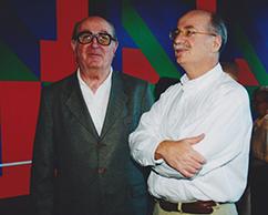 José Rosenberg, Paolo Roca