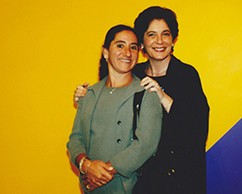 Orly Benzacar, Adriana Rosenberg