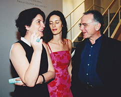 Adriana Rosenberg, Antonella, Giuseppe Carusso