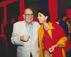 Luis Felipe Noé, Leonor Bedel