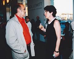 Luis Córdova, Adriana Rosenberg