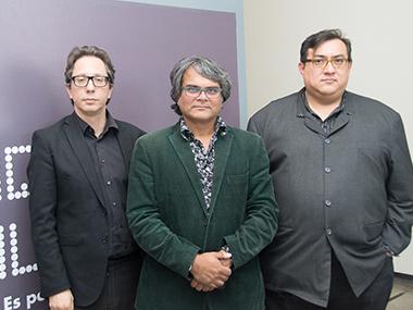 Ferran Barenblit, Shuddhabrata Sengupta, Cuauhtémoc Medina