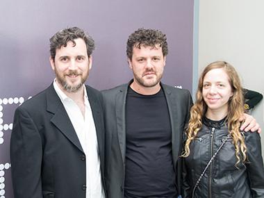 Gaspar Acebo, Pablo Caligaris, Carolina Magnin