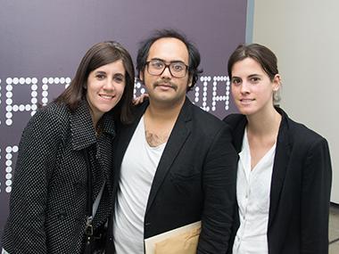 Cecilia Jaime, Victor Lopez Zumelzu, Josefina Insausti