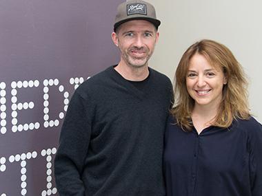 Mariano Ferrante y Cintia Mezza