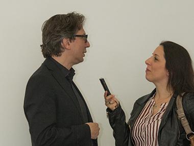 Ferran Barenblit y Jessica Fabaro