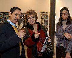 Juan Carlos Pereda, Canela y Melisa Cámera