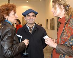 Mercedes Casanegra, Julio Sánchez