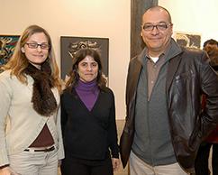 Cecilia Rabossi, Ramiro Martínez