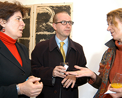 Adriana Rosenberg, Sergio Baur
