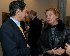 Juan Carlos Pereda, Laura Feinsilber