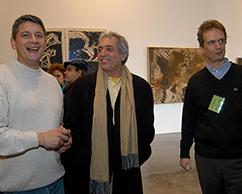 Sergio Avello, Juan Jose Cambre, Willy Goldschmidt