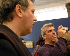 Fernando Ezpeleta y Santiago Bengolea