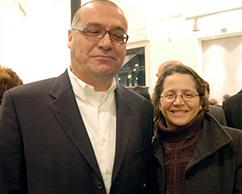 Ramiro Martínez, Victoria Verlichak