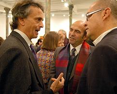 Gruneisen, David Uriburu,Ramiro Martínez