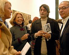 Magdalena Cordero, Nora Hojman, Daniel Link, Ramiro Martínez