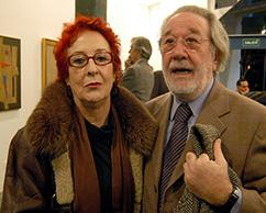 Norah Correa, Alvaro Castagnino