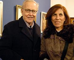 Osvaldo Giesso, Mercedes Estevez