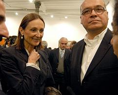 Teresa Anchorena, Ramiro Martínez
