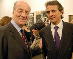 Paolo Rocca, Eduardo Gruneisen