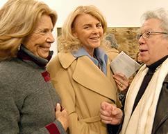 Nora Hojman, Magdalena Cordero, Rogelio Polesello