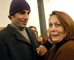 Alberto Sendrós, Laura Buccellatto
